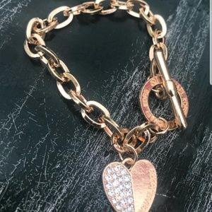 Michael Kors charm bracelet